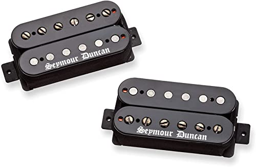 new arrival Seymour discount Duncan Black Winter Set wholesale Humbucker Guitar Pickup Black sale