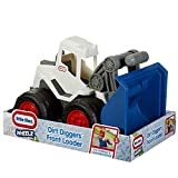 Little Tikes Dirt Diggers 2-in-1 Front Loader, Toys for Kids, 1 Year