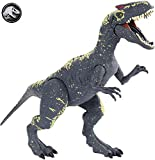 "Fallen Kingdom Jurassic World Allosaurus Dinosaur Posable Figure 6"" 2018"