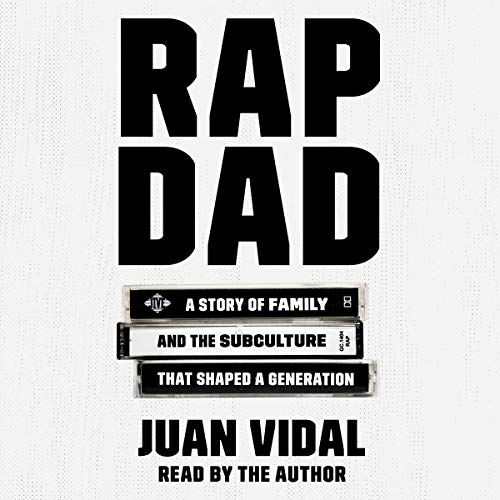 Rap Dad audiobook cover art