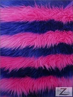 pink fur material