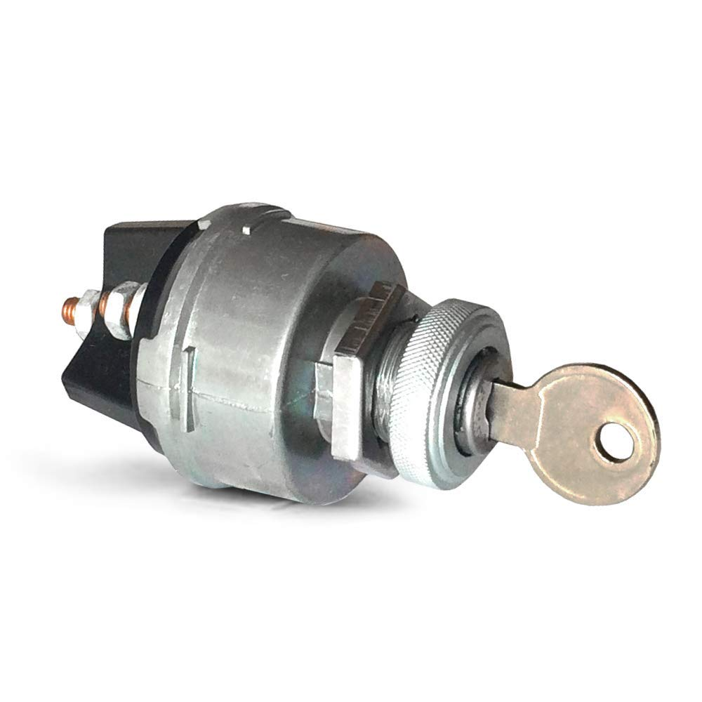 MGI SpeedWare 4-Position specialty shop Universal Shipping included Ignition Acc 12v Key Switch