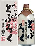 中埜酒造 國盛 純米どぶろく 箱入 [ 日本酒 愛知県 720ml(箱入り) ]