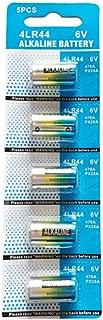 Cotchear 5 pk 4LR44 / 476A / PX28A / A544 / K28A / L1325 Battery 6V Alkaline BatteriesHigh Capacity for Dog Collars