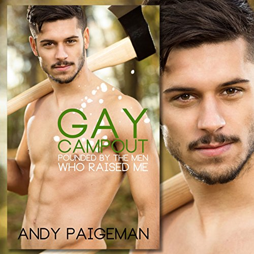 Gay Campout audiobook cover art