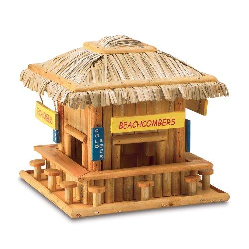 WORLD Home Locomotion - Casetta per Uccelli da Spiaggia