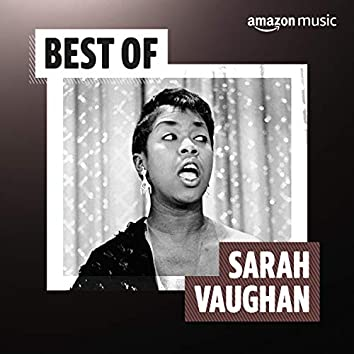 Best of Sarah Vaughan
