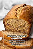 National Date-Nut Bread Day: Things Everyone Should Know about National Date-Nut Bread: Things Everyone Should Know about National Date-Nut Bread