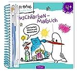 Krickel-Krakel Tuschfarben- Malbuch