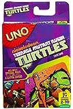 Mattel – UNO – Teenage Mutant Ninja Turtles – Kartenspiel [UK Import]