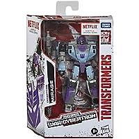 Transformers Netflix War for Cybertron Trilogy Deluxe Class Decepticon Mirage