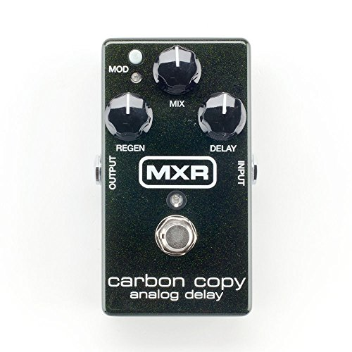 MXR Carbon Copy Analog Delay Guitar Effects Pedal...