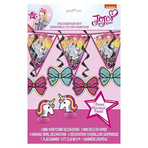 JoJo Siwa Party Decorating Kit