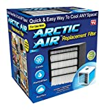 Arctic Air Replacement Filter, White
