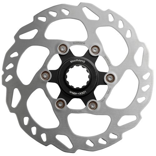 Shimano SM-RT70 IceTech SLX, Disco Freno, Argento, 160 mm
