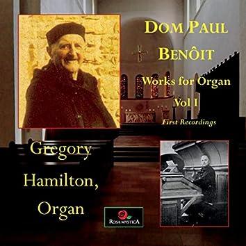 Dom Paul Benoit Organ Works, Vol. 1