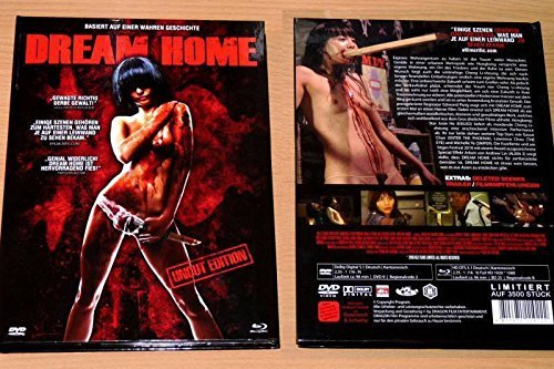 Dream Home - Uncut Edition (Limitiertes Mediabook) [Blu-ray + DVD]