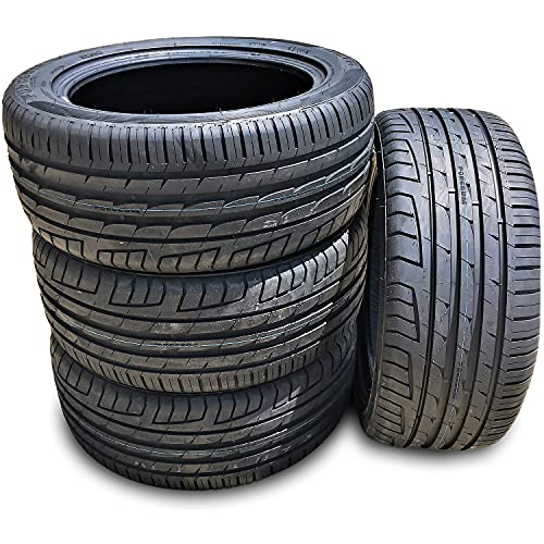 Set of 4 (FOUR) Forceum Octa All-Season High Performance Radial Tires-205/55R16 205/55ZR16 205/55/16 205/55-16 94W Load Range XL 4-Ply BSW Black Side Wall