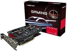 Biostar Radeon RX 570 4GB DDR5 DirectX 12 Elpidia Ram HDMI / DVI-D / DP PCI-E Graphics Card VA5705RV42