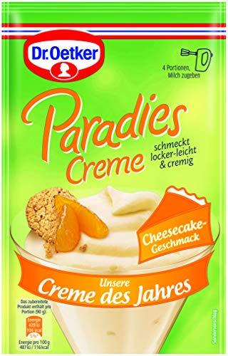 Dr. Oetker Paradies Creme des Jahres Cheesecake, 63 g