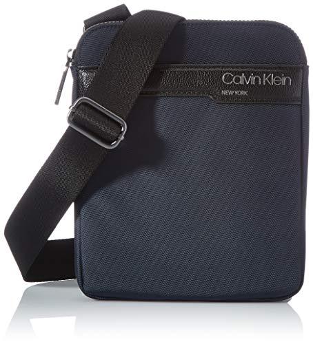 Calvin Klein Flat Pack, Confezione Piatta. Uomo, Blu, 28 Inches, Extra-Large
