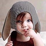 Per Sombreros Gorros Bebés Niños Niñas Gorros Hecho de Punto de Invierno con...