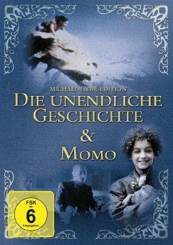 Die unendliche Geschichte & Momo [2 DVDs]