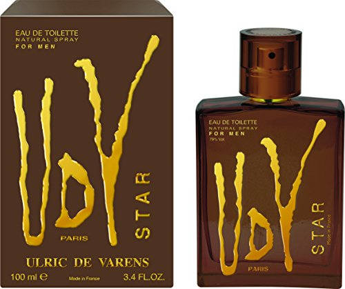 Urlic De Varens Udv Star For Men Edt Vapo 100 ml - 100 ml