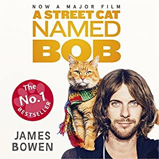 A Street Cat Named Bob cover art