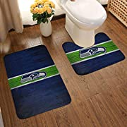 THICK MEMORY FOAM: This Seattle Seahawks bath blanket is designed just for youlThick, cushioning memory foam forms your body shape, gives you unique extra support, helps relieve aching muscles, and gives you the feeling of stepping on clouds. This ca...