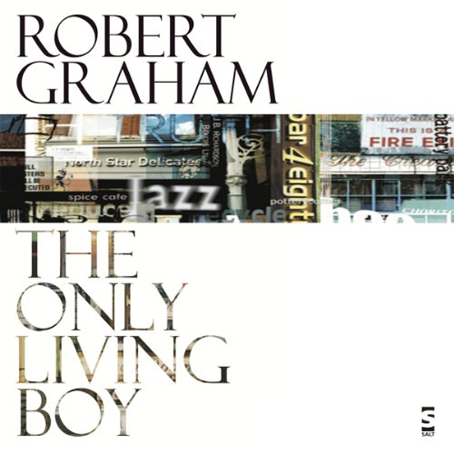 The Only Living Boy audiobook cover art