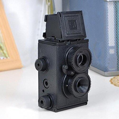 Mini Lomo Camera individual Lens Reflex 35mm TLR Cámara Asamblea DIY Kit