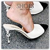Shoes - Damenschuhe 2021- 16-Monatskalender: Original The Gifted Stationery Co. Ltd [Mehrsprachig] [Kalender] (Wall-Kalender)