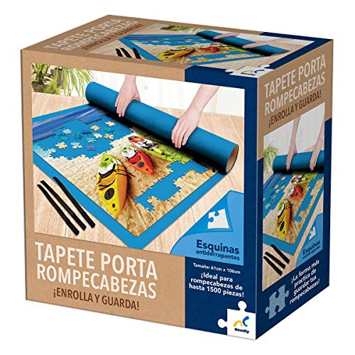 Puzzle Tapete  marca Novelty Corp