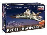 ミニクラフト 1/144 アメリカ空軍 F-111 アードバーグ プラモデル MC14733
