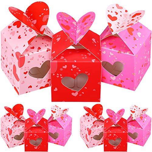 9 Pieces Small Valentines Boxes