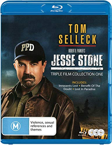 Jesse Stone: Triple Film Collection (Innocents Lost / Benefit Of TheDoubt / Lost In Paradise)