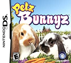 Petz Bunnyz - Nintendo DS: Artist Not Provided: Video Games