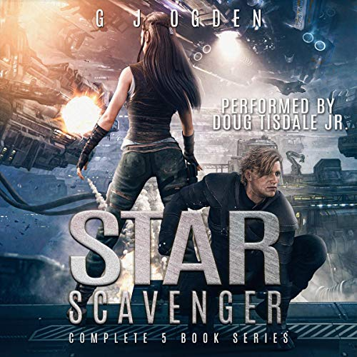 Star Scavenger Series  By  cover art