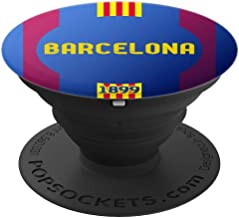 Barcelona Football Soccer Fan Gift PopSockets Grip and Stand for Phones and Tablets