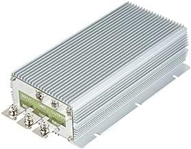 DealMux Nueva Alta Potencia de convertidor de Voltaje de 24V DC Regulador Paso a DC 12V 100A 1200W del Coche camión de alimentación del Transformador Buck