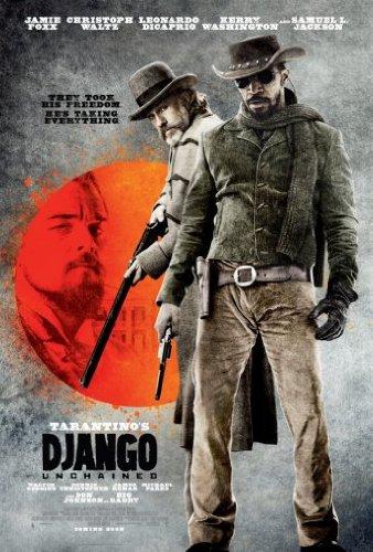 Posters Django Unchained Plakat 61cmx91cm