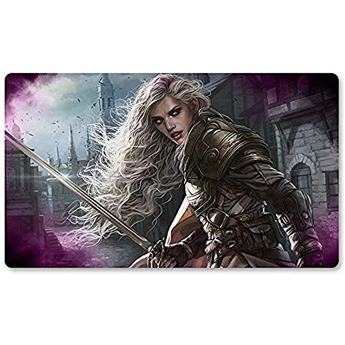 Thalia Heretic Cathar - Juego Mesa MTG Playmat Table