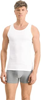 PUMA Men's Puma Basic Men's Tank Top (2 Pack) Underwear