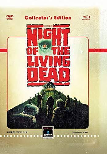 Night of the living dead - Mediabook - Limitiert auf 555 Stück - Cover D (+ DVD) [Blu-ray]