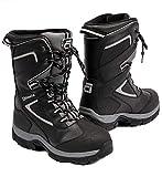 Altimate Men's Escape Snowmobile Snow Boot Sz (12) Black
