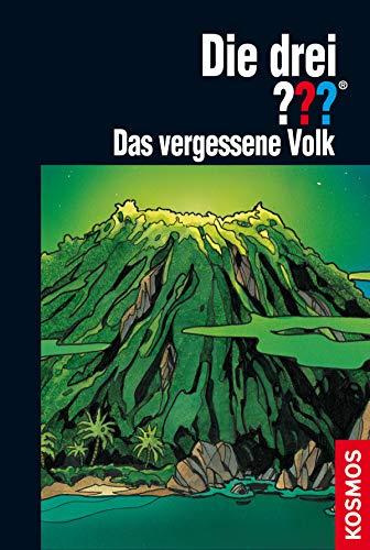 Die drei ??? Toteninsel Band 2: Das vergessene Volk (drei Fragezeichen)