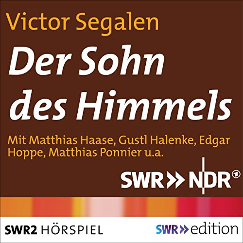 Der Sohn der Himmels audiobook cover art