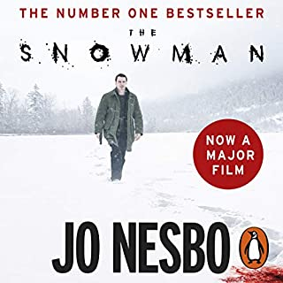 The Snowman: A Harry Hole Thriller, Book 7 cover art