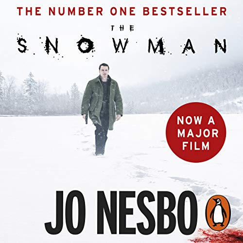 The Snowman: A Harry Hole Thriller, Book 7 Titelbild